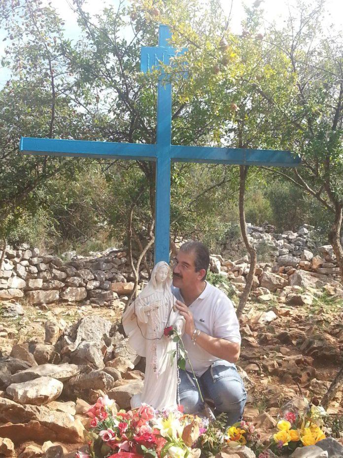 """Piero Villaverde """"Caduto nella trappola dei Testimoni di Geova, oggi un uomo cattolico grazie all'incontro con Maria"""""""