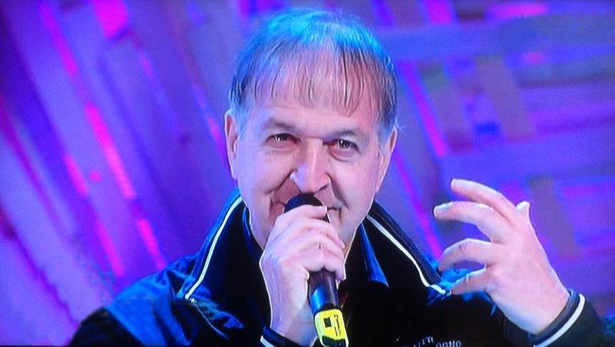 """Don Giosy Cento """"Il mio Dio Canta Giovane"""""""
