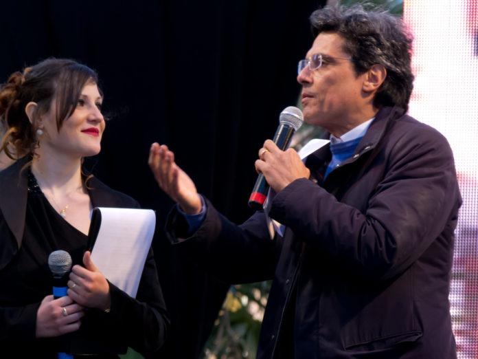 Salvo La Rosa: Saluto il mio pubblico televisivo Benedicendolo!