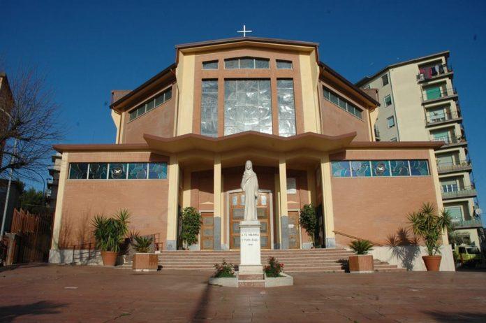 Messa di solidarietà per i terremotati a Sant'Alberto Magno