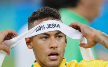 Neymar - 100% Jesus