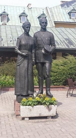 Karol ed Emilia Wojtyla Czestochowa