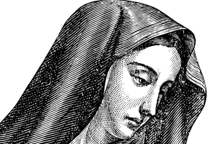 dolori di Maria Addolorata