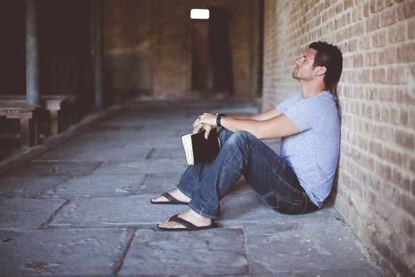 preghiera, Bibbia, cuore, silenzio, raccoglimento