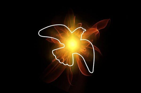 Spirito, dono, Trinità, Dio