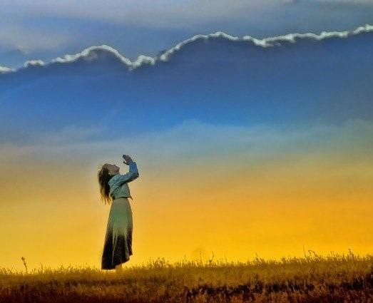 preghiera, combattimento, notte, aridità, adesione
