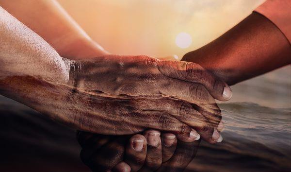 mani, relazione, stretta di mano, unione, amicizia