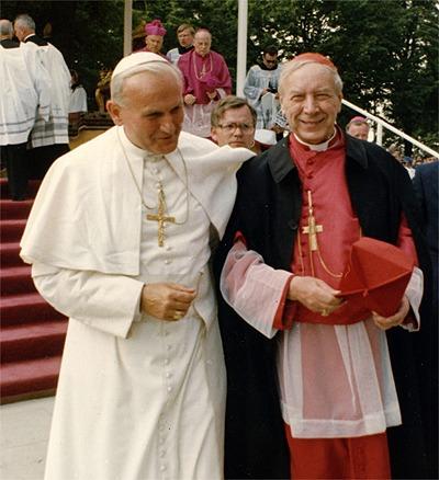 Wyszynski, Giovanni Paolo II, santi, beati, Chiesa